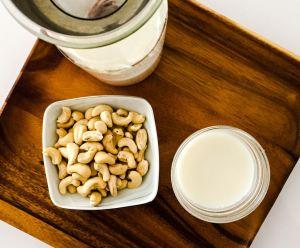 """cashew """"mylk"""" milk"""