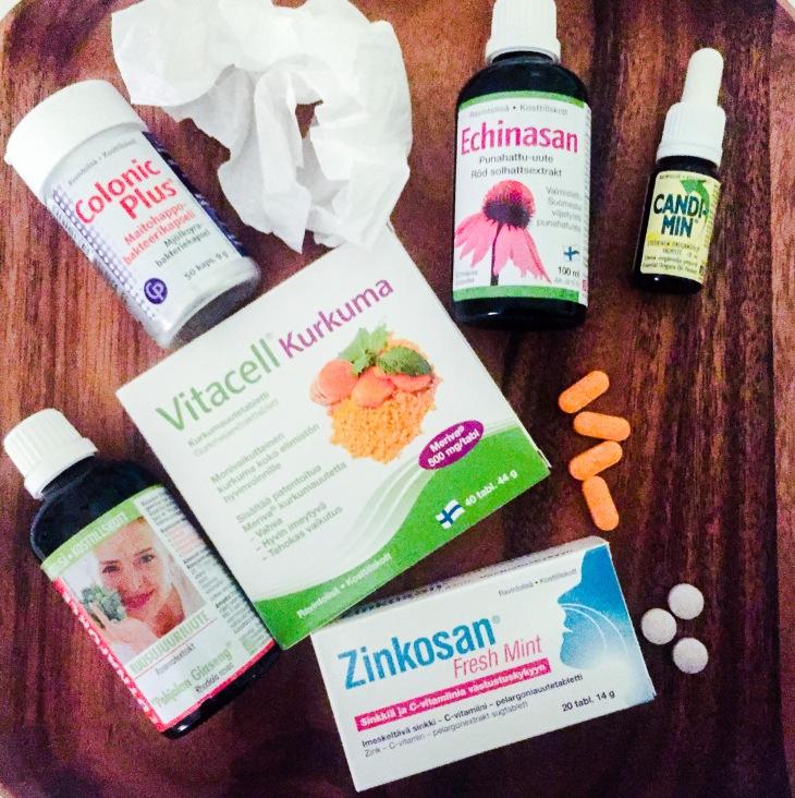 Holistic Flu Remedies