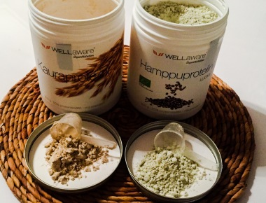 WellAware Protein Powders