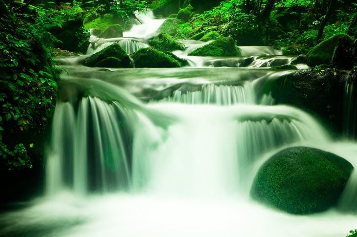 waterfall-nature